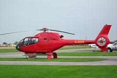 G-ZZZS Eurocopter EC120B Colibri