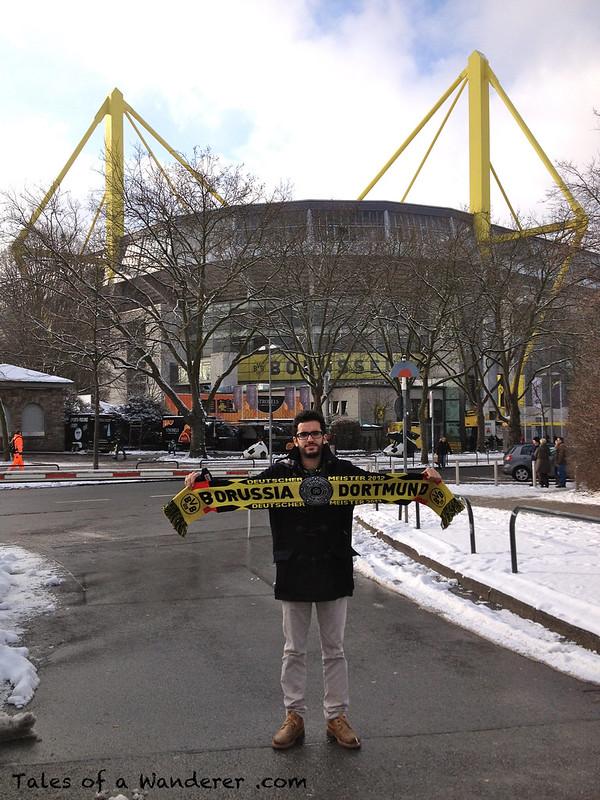 DORTMUND - Westfalenstadion 'Signal Iduna Park'