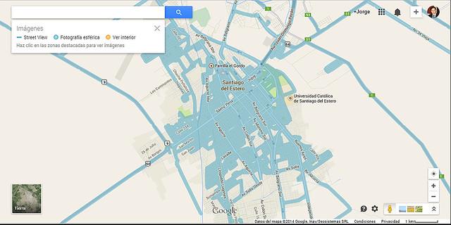 SDE en StreetView