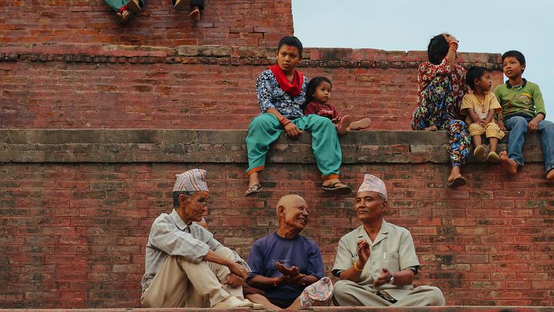 faces of Kathmandu, Nepal