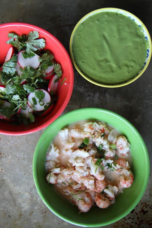 tacos di aragosta