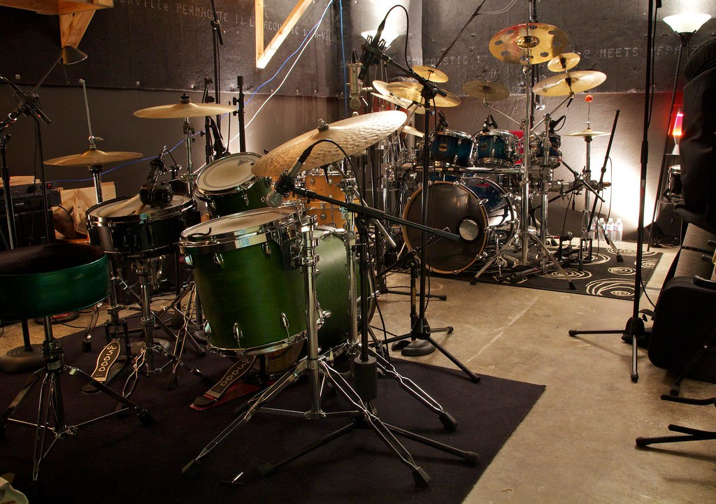 Drums at Spicemix