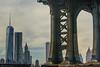 Imperial Legs of the Manhattan Bridge