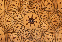 The inner beauty - Badshahi Mosque
