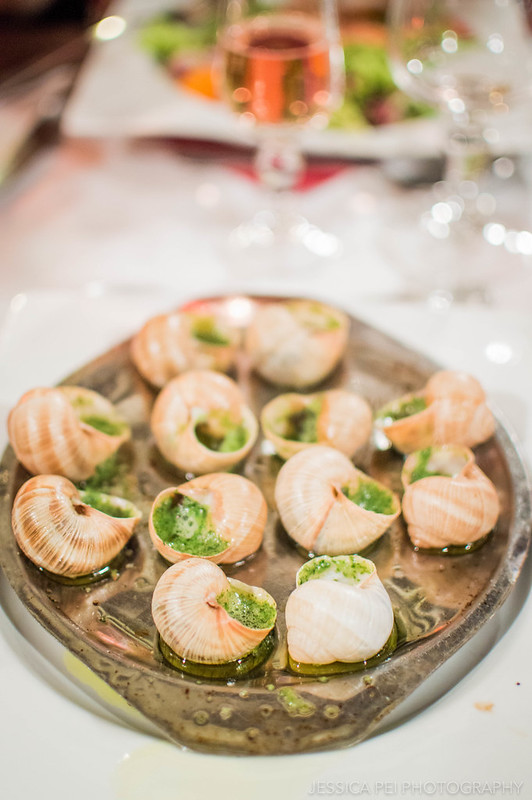 Escargot French Bistro Dinner