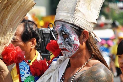 134 Procesion en honor a la diosa Matsu en Kaohsiung (68)