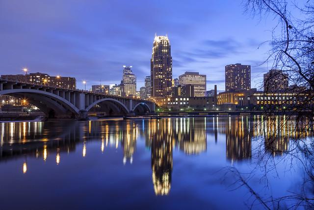 Minneapolis Reflections (Explored!)