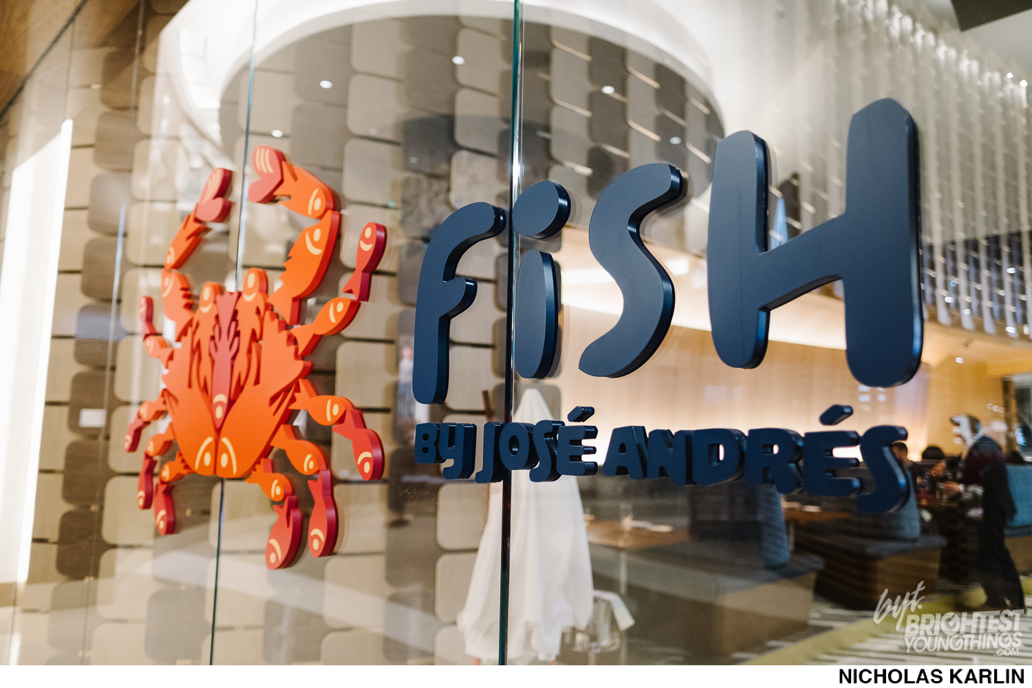 Fish by jos andr s mgm national harbor for Fish by jose andres