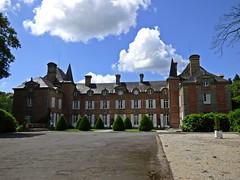 Château de Monthorin...Louvigné du Désert - Photo of Mellé