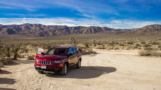 Jeep Compass - USA 2014