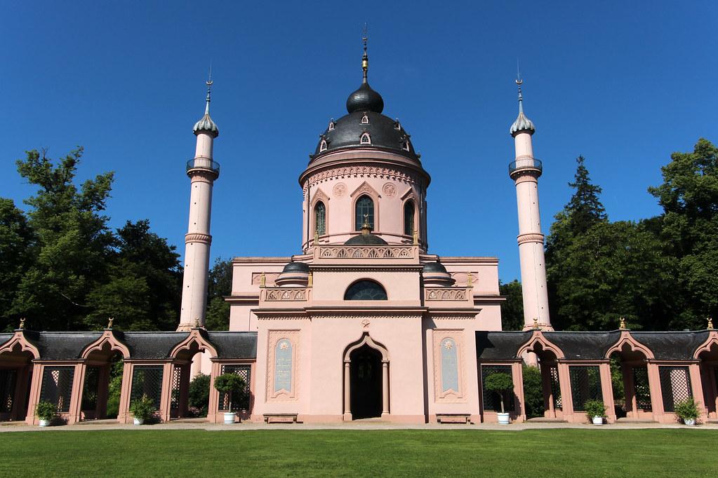 Schloss Schwetzinger / Moschee