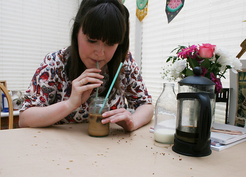 DIY Iced Coffee1