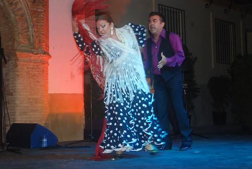 AionSur 14293350339_7c96997dbd_d 'El Pele' y Milagros Mengibar ponen la guinda final a 'Al Gurugú' 2014 Flamenco
