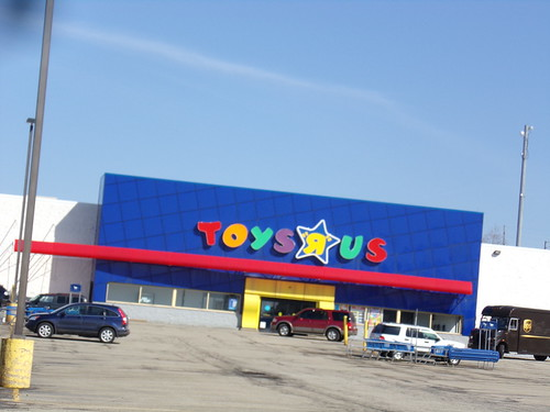 TOYS R US ERIE, PA