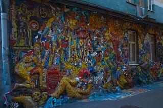 Street Art in Russia