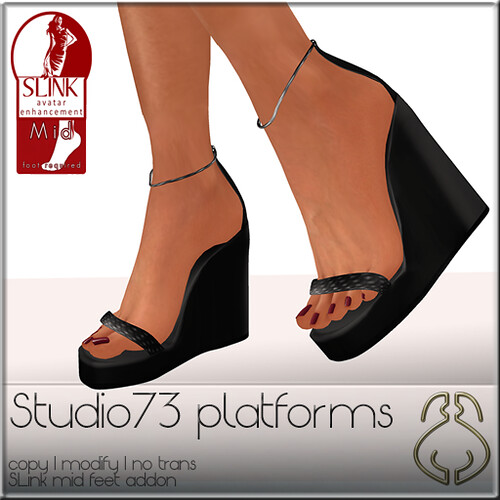 SYSY's-STUDIO73Platforms-Black