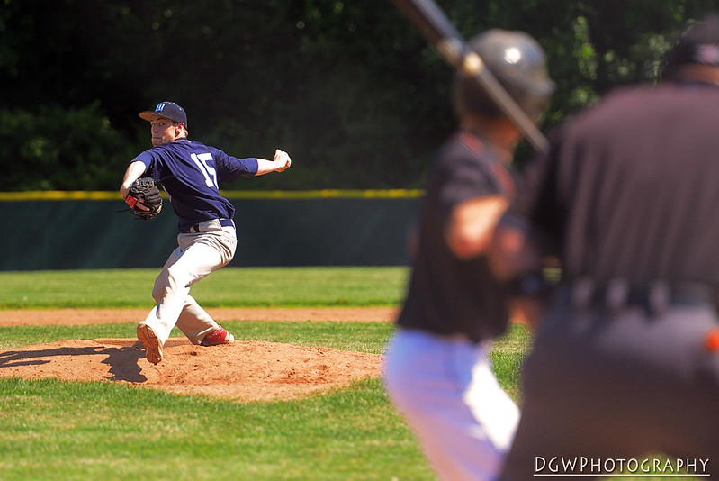 Milford vs. Orange American Legion Baseball - Game 1