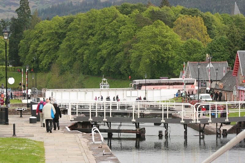 Fort Augustus and the Caledonian Canal (54)