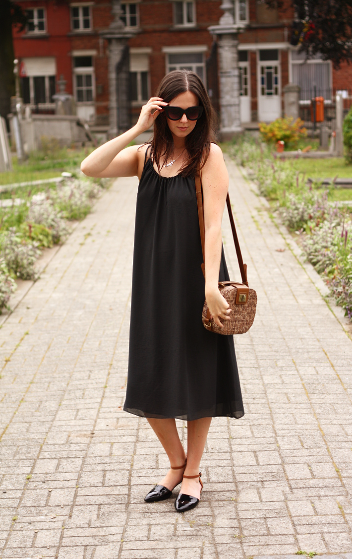 cat eye sunglasses COS dress clarks amulet charm flats
