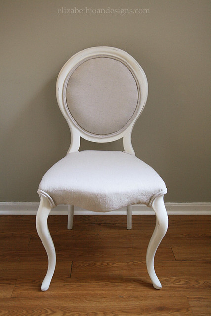 Chair Reupholstery 1