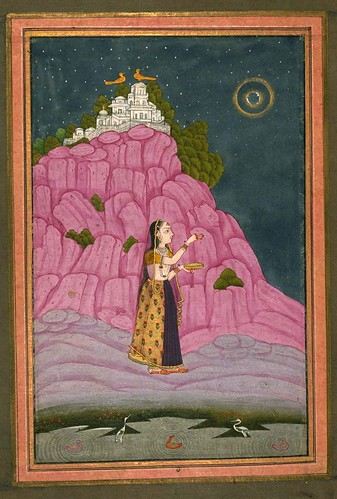 007-Album of Indian Miniatures and Persian Calligraphy- The Art Walters Museum MS. W.669