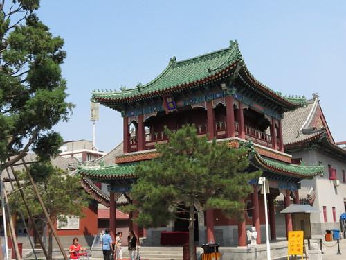 Tianjin Dabei Buddist Temple, Tianjin, China