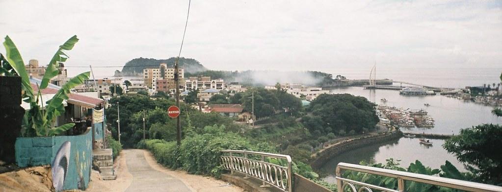 Seogwipo Harbour Road