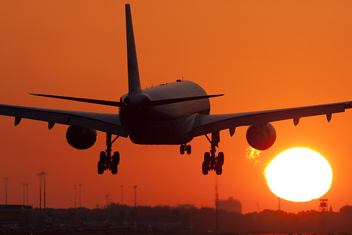 Airbus A330 Sunrise
