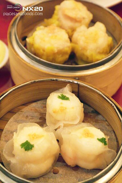 xin cuisine scallop dim sum