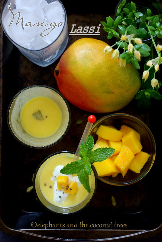 ... homes. Lassi can be sweet, fruit based , spiced and simply salted too