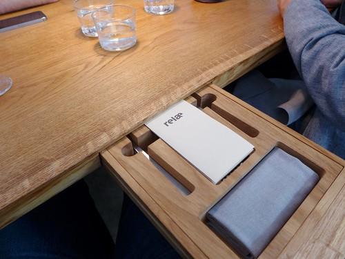 Relae Kopenhagen Tisch