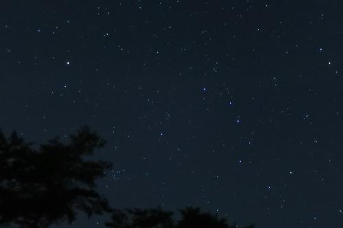 Mt. Kyogoya at Night