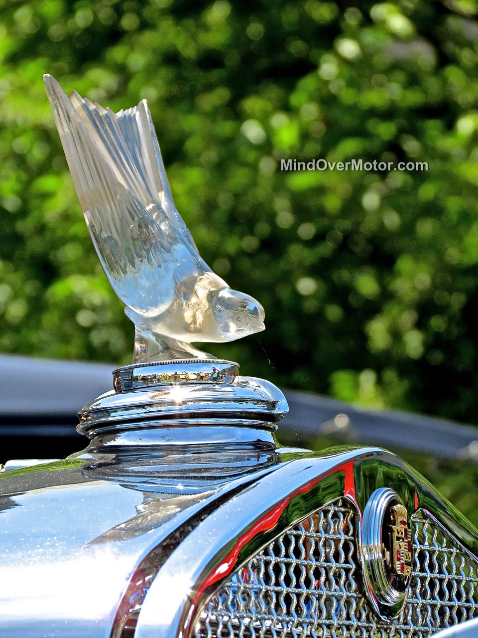 Cadillac Bird Hood Ornament