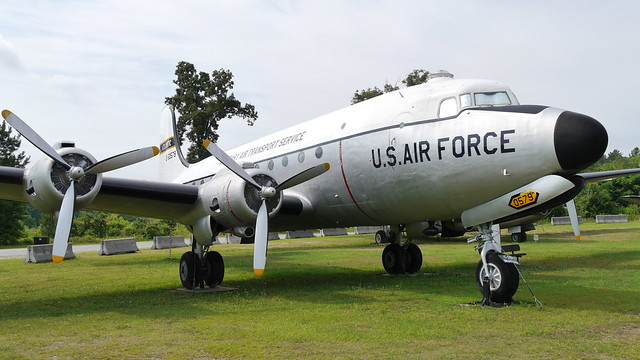 Douglas C-54G Skymaster