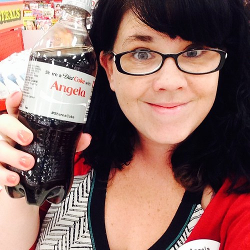 #shareacoke #coke #angela@