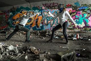 Australian Urbex Fencing