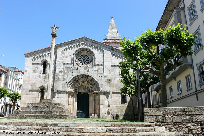 A CORUÑA - Colexiata de Santa María do Campo