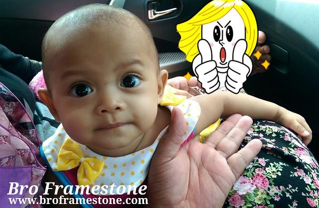 Nur Elfisha - Anak Perempuan Bro Framestone dan Iera Kan