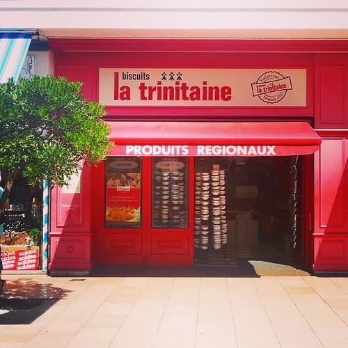 La #Trinitaine #Biscuiterie #Arcachon