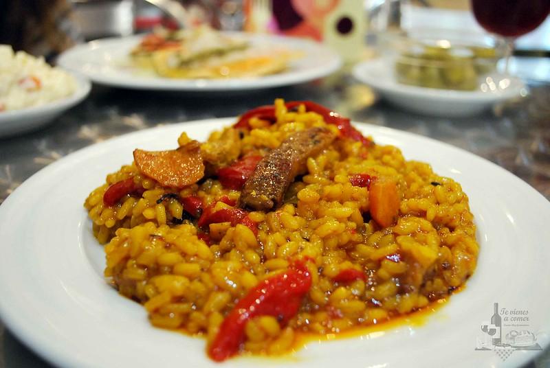 Comer Sevilla en Fogón de San Andres