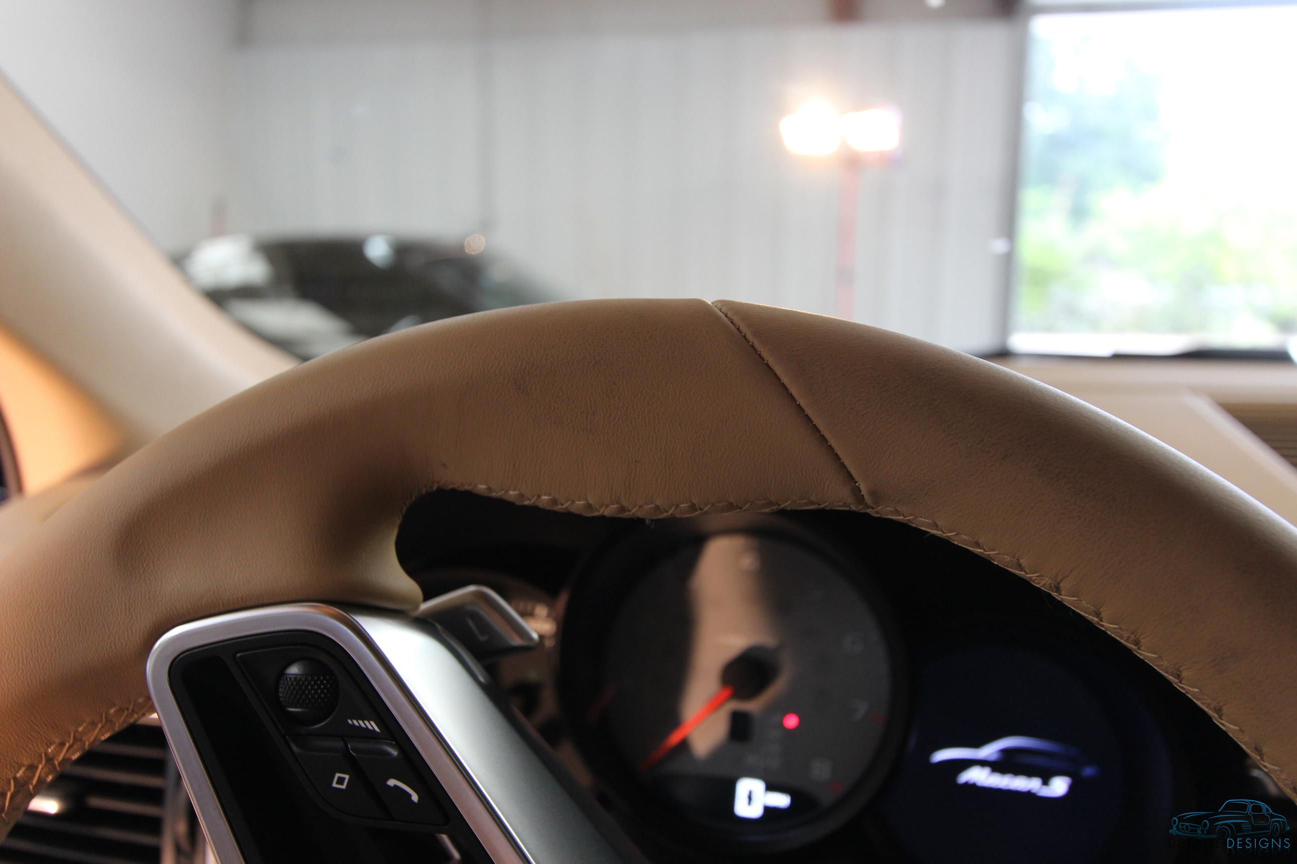 Steering wheel detailing Atlanta