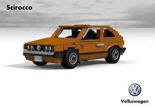 VW Scirocco MkI (1974)