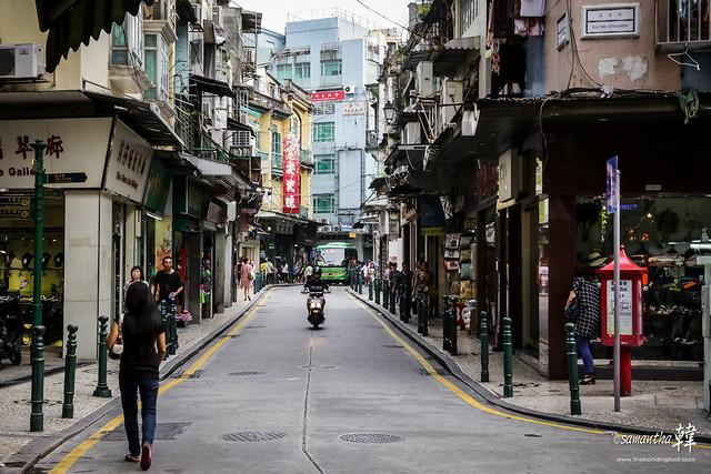 Macau To Weng Kei