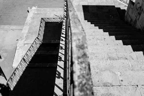 Steps in Ortygia