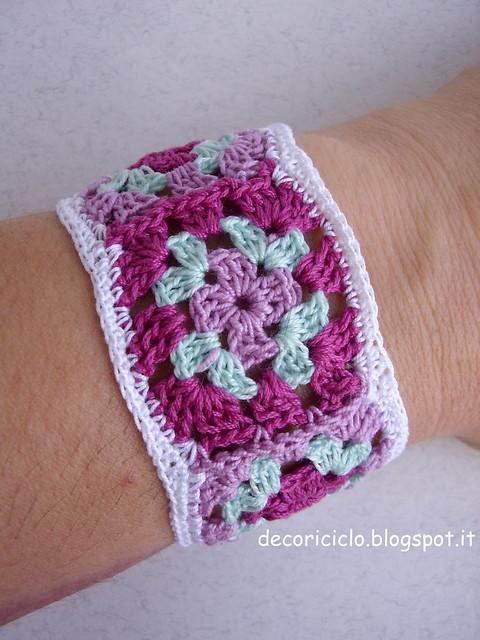 braccialetto + orecchini Granny 3