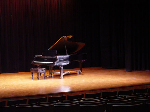 SPSC Theater With Piano