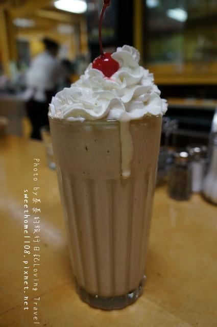 Milk Shake $6.75