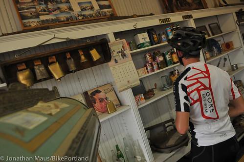 Treo Bike Ranch trip day 3 - Hardman to Columbia River-31