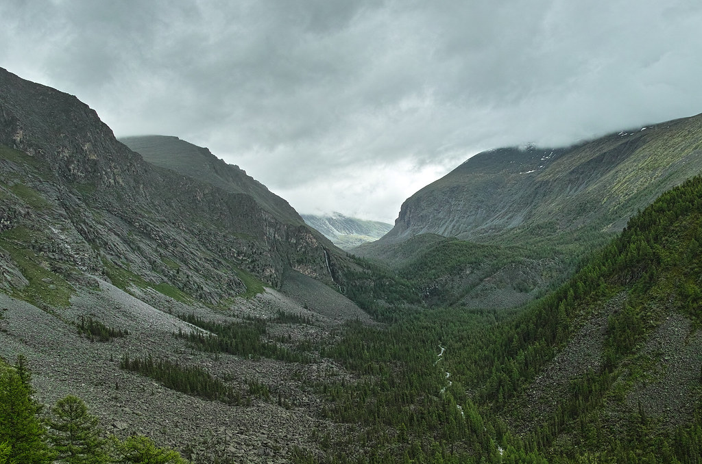 Долина Текелю