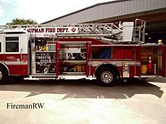 Kaufman, TX FD Ladder 1